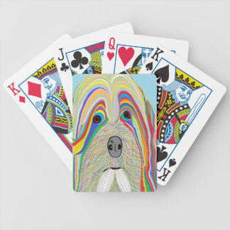 Havanese Bicycle Playing Cards