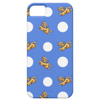Havanese Blue Polka Dots iPhone 5 Cover