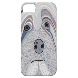 Havanese Denim Colors Case For The iPhone 5