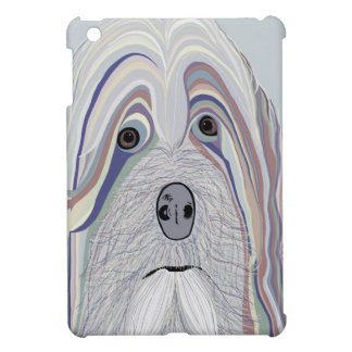 Havanese Denim Colors iPad Mini Cover