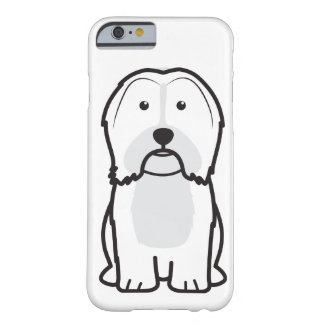 Havanese Dog Cartoon Barely There iPhone 6 Case
