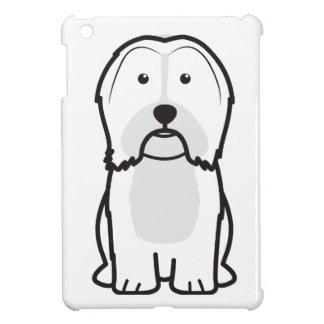 Havanese Dog Cartoon Cover For The iPad Mini