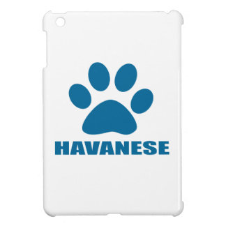 HAVANESE DOG DESIGNS CASE FOR THE iPad MINI
