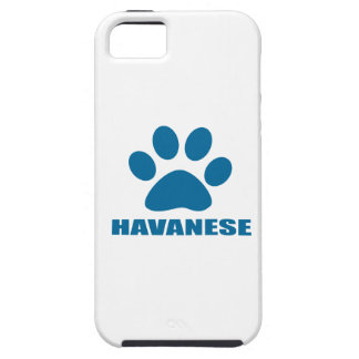 HAVANESE DOG DESIGNS CASE FOR THE iPhone 5