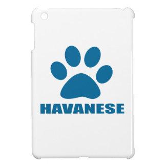 HAVANESE DOG DESIGNS iPad MINI COVER
