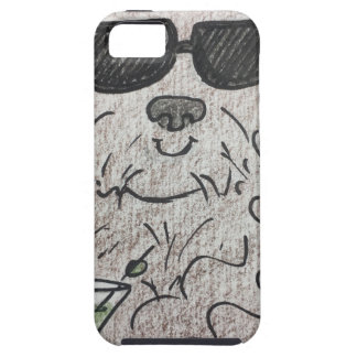 Havanese dog martini iPhone 5 case