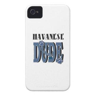 Havanese DUDE iPhone 4 Case-Mate Case