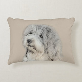 Havanese (Gold Sable) Accent Pillow