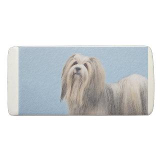 Havanese (Long Hair) Eraser