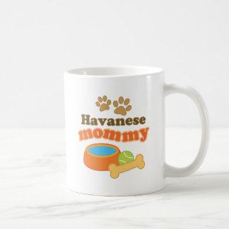 Havanese Mommy Dog Breed Gift Coffee Mug