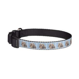 Havanese (Silver) Pet Collar