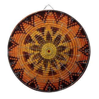 Havasupai Indian Basket Dartboards