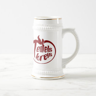 Have A Beer With vicious circle 18 Oz Beer Stein