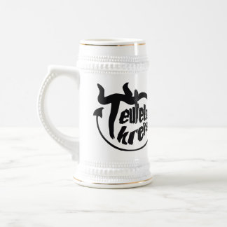 Have A Beer With vicious circle (Black logo editio 18 Oz Beer Stein