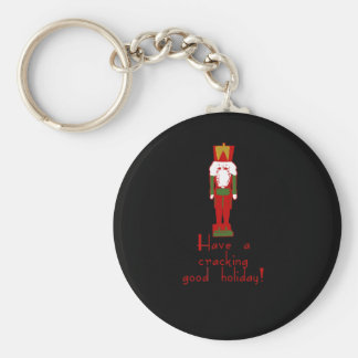 Have a Cracking Good Holiday with Nutcracker Keychain