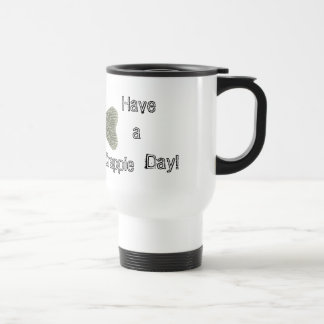 Have a Crappie Day! Travel Mug
