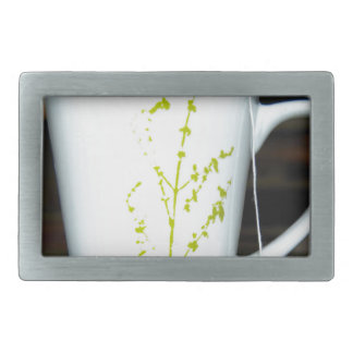 Have a cup O' tea! Rectangular Belt Buckle