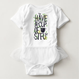 Have a cup of STU Baby Bodysuit