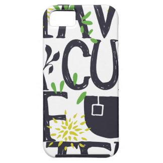 Have a cup of STU iPhone 5 Case