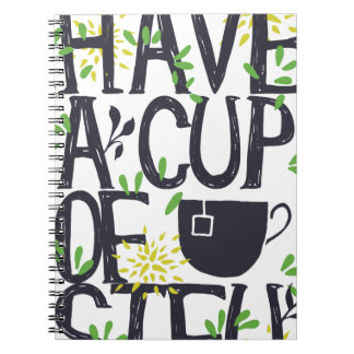 Have a cup of STU Notebooks