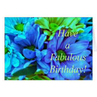 Have a Fabulous Birthday! Card