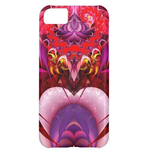 Have a Fractal Valentine  iPhone 5C Case