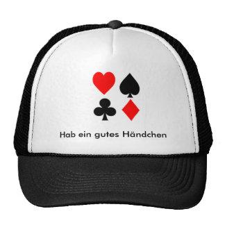 Have a good little hand trucker hat