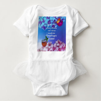 Have a good time and you will forever young. baby bodysuit
