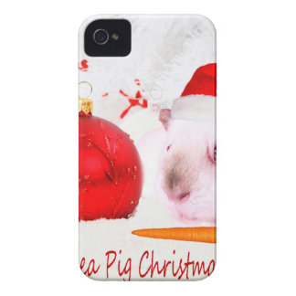 Have a Guinea Pig Christmas iPhone 4 Case