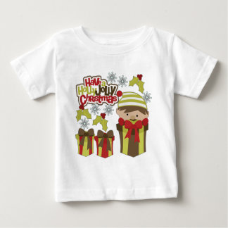 Have A Holly Jolly Christmas Baby T-Shirt
