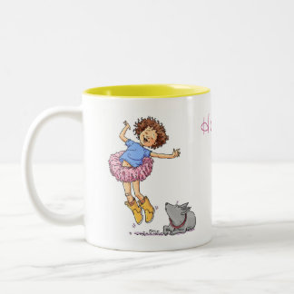 Have a hoppy day!! Two-Tone coffee mug