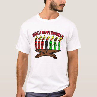 Have a Nappy Kwanzaa ..png T-Shirt