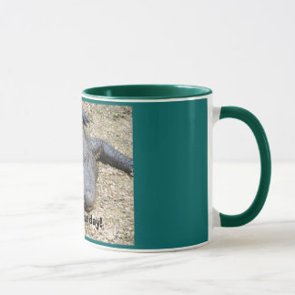 Have a nice day! Alligator Mug