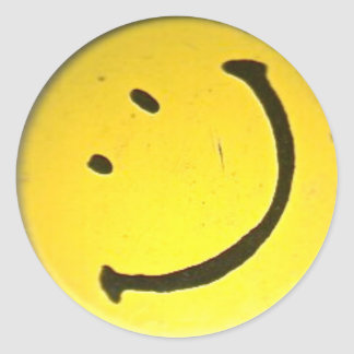 Have a Nice Day! Classic Round Sticker