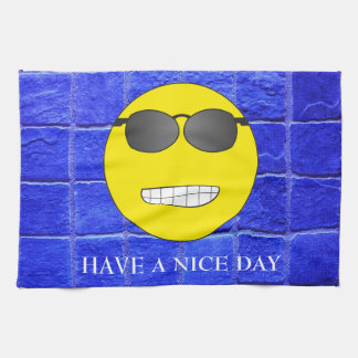 Have A nice day Hand Towel