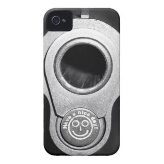 Have A Nice Day iPhone 4 Case