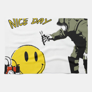 Have a nice day... kitchen towel