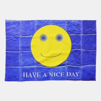 Have A nice day Kitchen Towels
