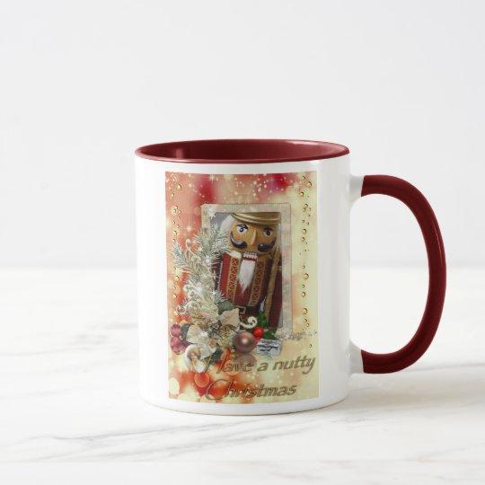 Have a nutty Christmas Mug