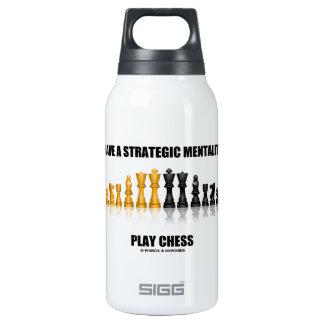 Have A Strategic Mentality Play Chess SIGG Thermo 0.3L Insulated Bottle