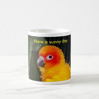 Have a sunny day mug