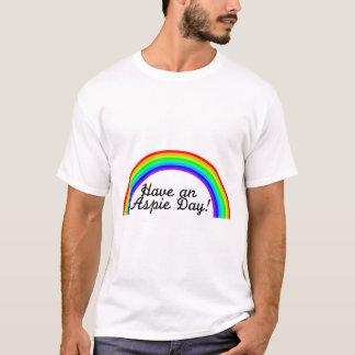 Have An Aspie Day (Rainbow) T-Shirt