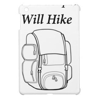 Have Backpack Will Hike Cover For The iPad Mini