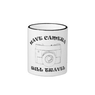 Have Camera - Will Travel Mug