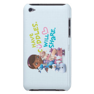 Have Cuddles Will Share Barely There iPod Cases