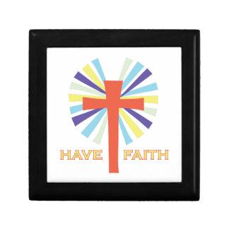 Have Faith Gift Box