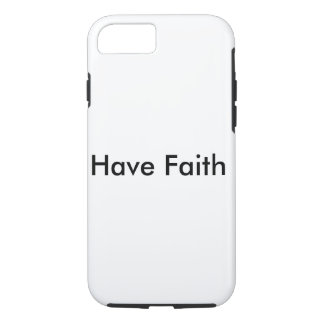 Have Faith IPhone Case