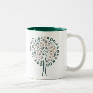 Have Faith - Tree Mug