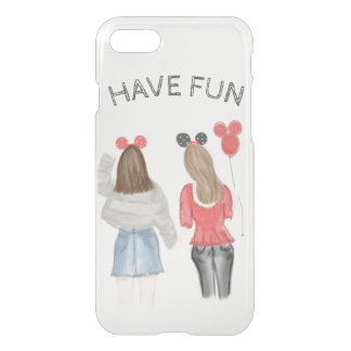 Have Fun With Friend iPhone 8/7 Case