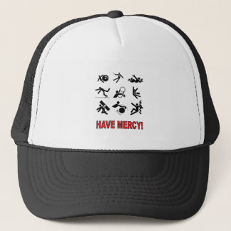 have mercy trucker hat
